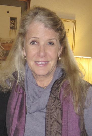 Artist Nancy Evans